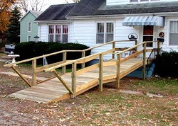 Handicap Ramps Are A Necessity When You Have A Member Of The Household Who  Is Needs To Use A Wheelchair Just To Be Mobile. Handicap Ramps Are Also  Suitable ...